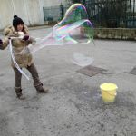 ANIMAZIONE FESTA BUBBLE PARTY