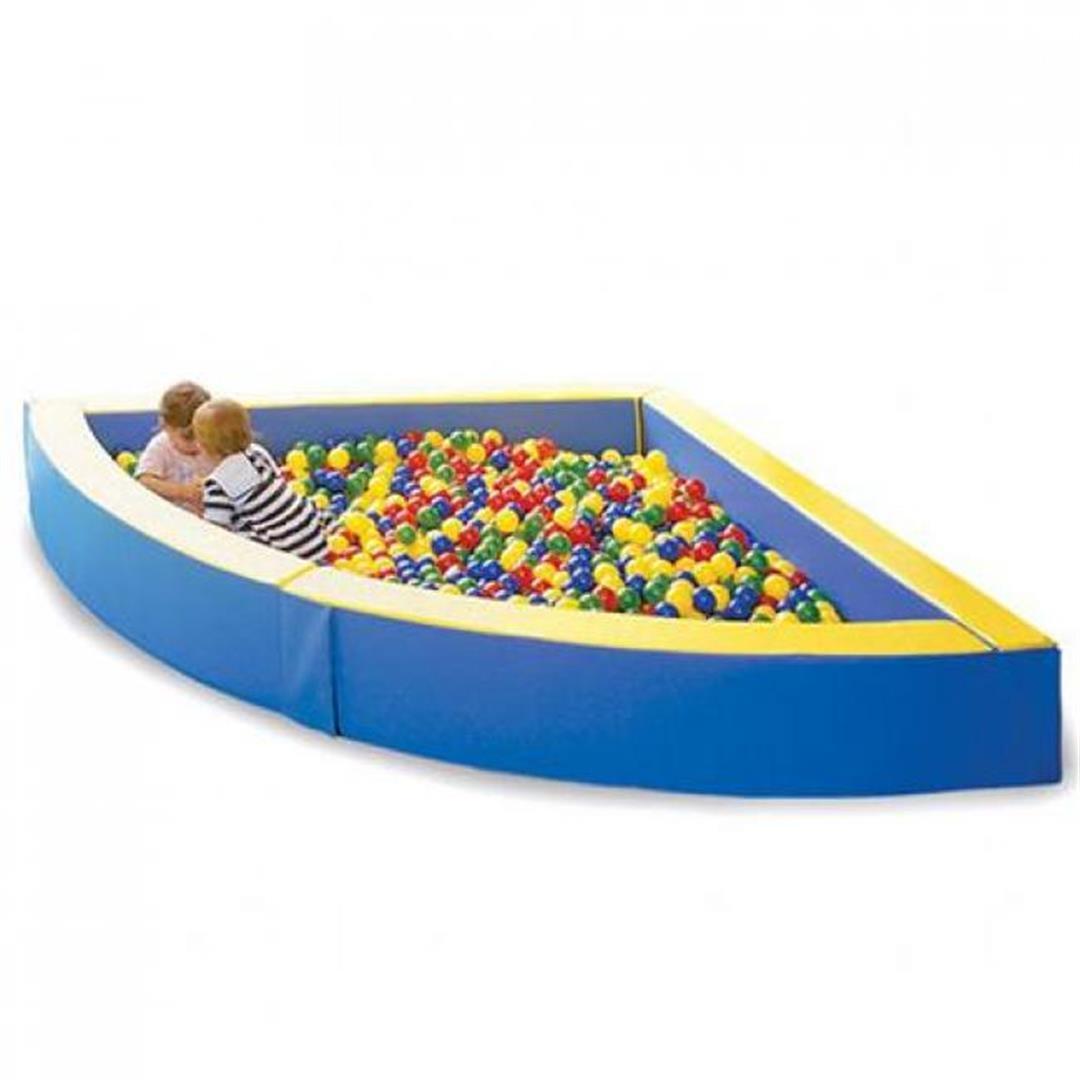 Vasca con palline oltrevento for Amazon piscina con palline